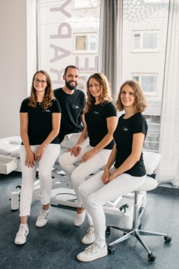 Praxisteam MORE Therapy - Physiotherapie Osteopathie Stuttgart