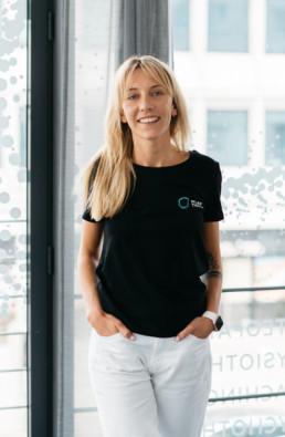 Gwendolyn Berndt - Physiotherapeutin